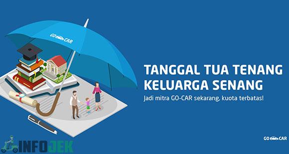 Cara Mendaftar Driver Go Car