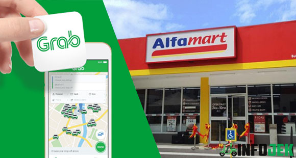 Cara Top Up Grabpay Di Minimarket
