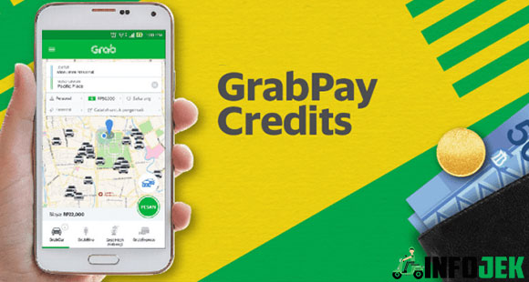 Cara Top Up Grabpay