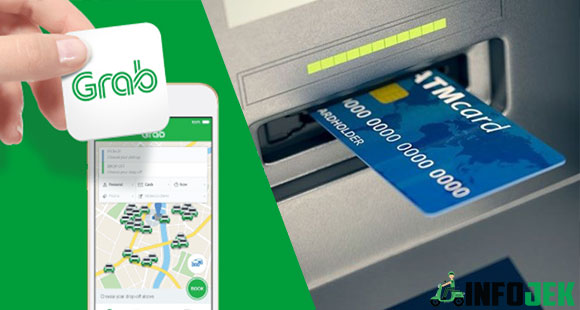Cara Top Up Grabpay Via ATM & Internet Banking
