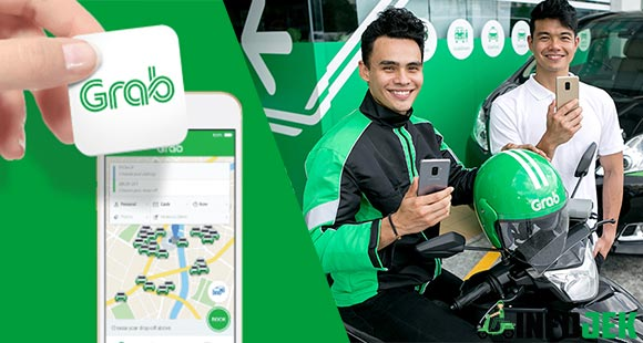 Cara Top Up Grabpay Via Driver Grab