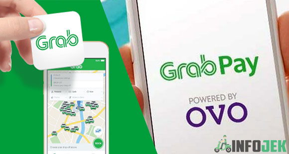 Cara Top Up Grabpay Via OVO