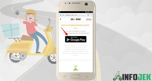 Download Aplikasi GO-JEK Driver