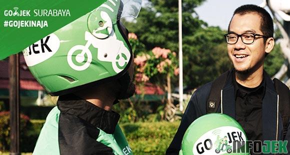 Call CenterKantor Gojek Surabaya