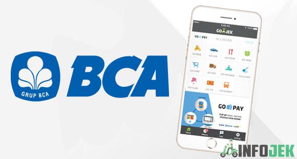 Cara Isi Saldo Gojek Bank BCA
