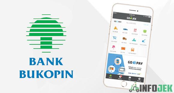 Cara Isi Saldo Gojek Bank Bukopin
