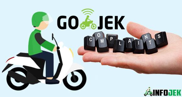 Cara Komplain Gojek
