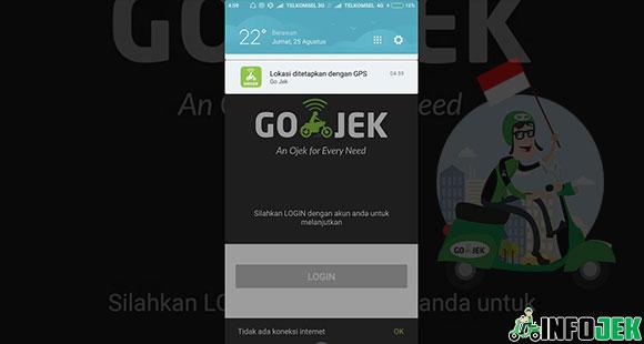 Cara Membuka Suspend Akun Gojek
