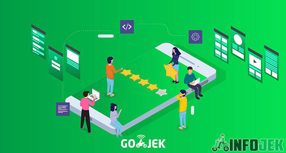 Cara Menaikan Rating Gojek