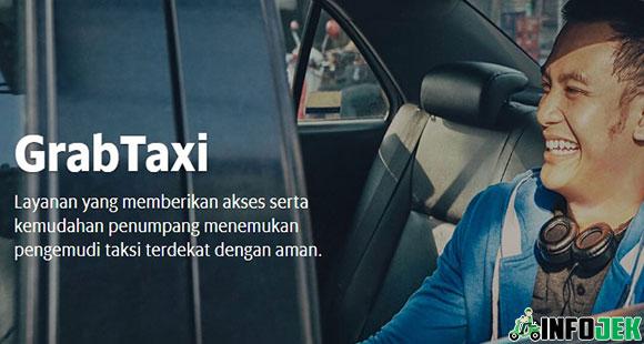 Cara Pesan Grab Taxi