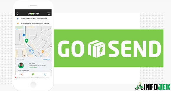 Cek Resi Gojek Via Aplikasi
