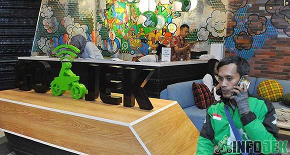 Hubungi Customer Service Gojek