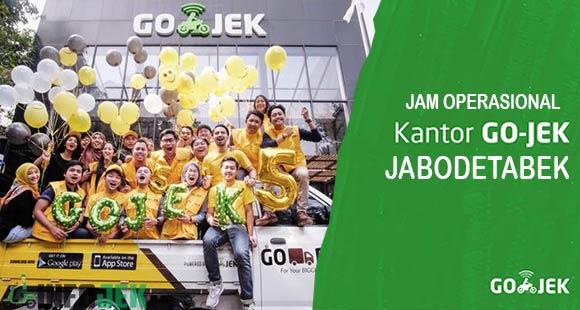 Jam Operasional Gojek Jabodetabek