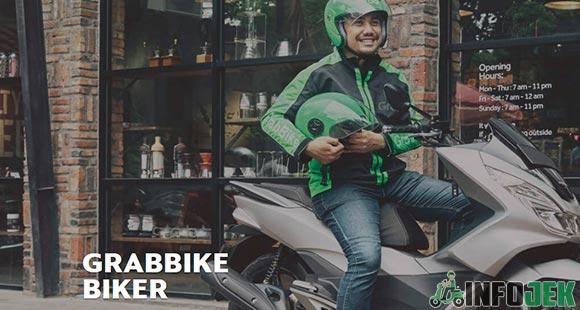 Syarat Daftar Grab Bike