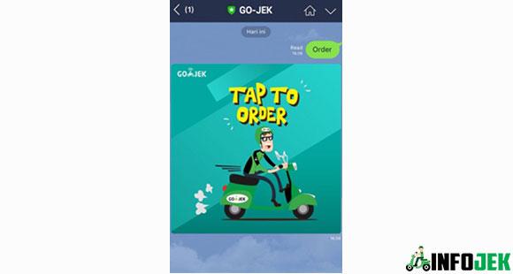 klik Gambar Tap To Order