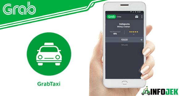 Buka Aplikasi Grab untuk Driver GrabTaxi
