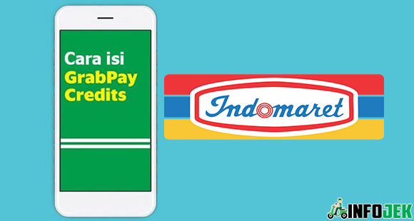 Cara Top Up Grab Di Indomaret