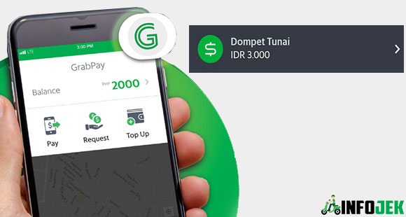 Cara Top Up Grab Driver Via Dompet Tunai
