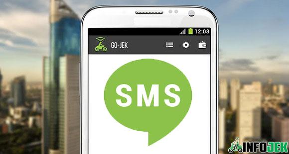 Daftar Gojek Via SMS