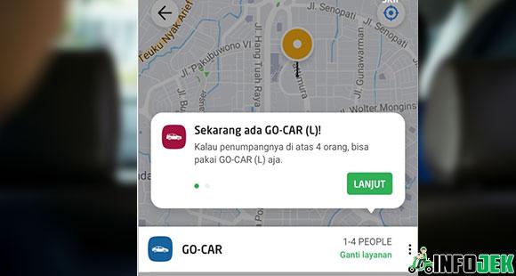 Pilih GO-CAR L