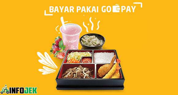 Promo GoPay Makanan & Minuman