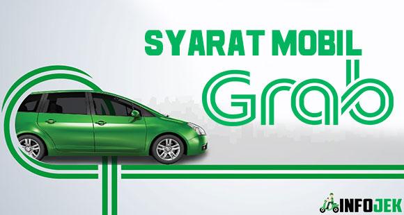 Syarat Mobil Grab
