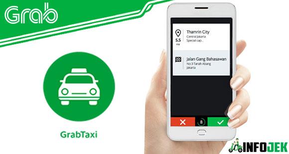 Terima order dari penumpang via aplikasi