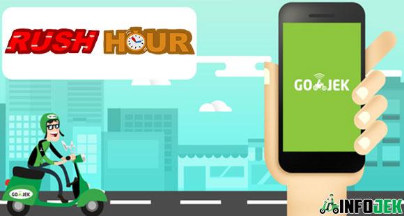 WaktuRush Hour Gojek