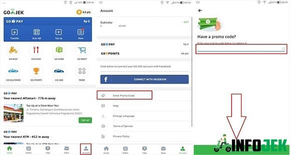 Cara Menggunakan Voucher Gojek yang Mudah