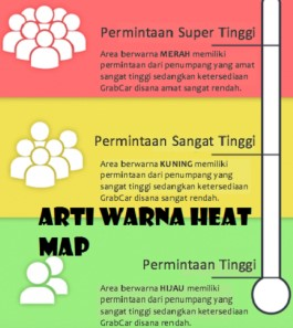 kode warna Heatmap Grab