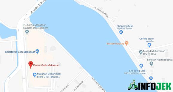 Alamat Kantor Grab di Makassar