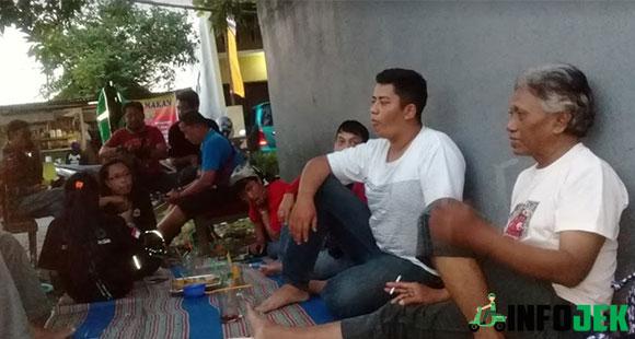 Alamat Komunitas Grab Semarang