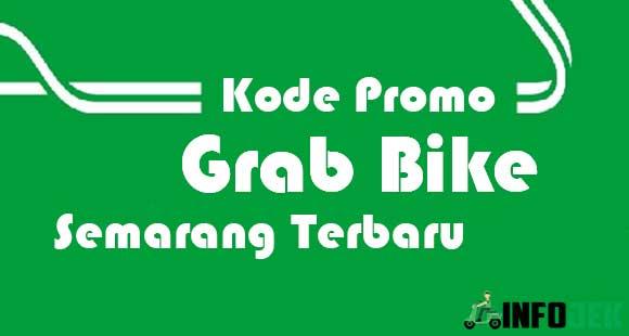 Kode Promo Grab bike Semarang