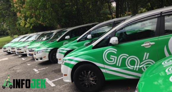Cara Daftar Grab Car Online Terbaru dan Syaratnya