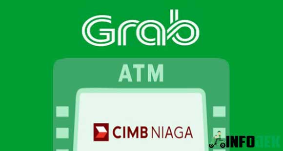Cara Top Up Grab Drive Via CIMB Niaga