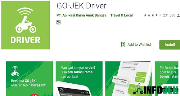 Cara Mengembalikan Gojek Driver Versi Lama Terbaru