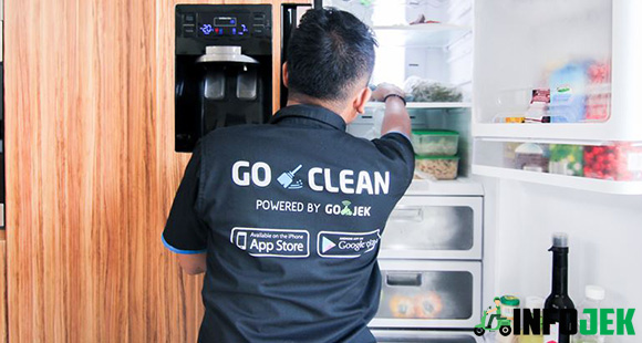 Cara Daftar Go Clean Secara Online