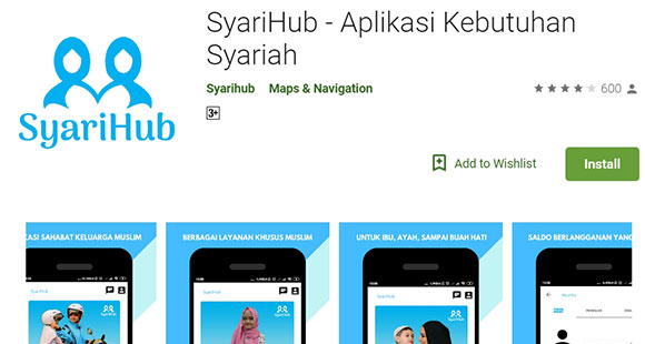 Cara Daftar Ojesy (Ojek Syariah) Terbaru dan Terlengkap