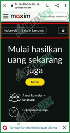 2 Pilih Bahasa Negara Indonesia