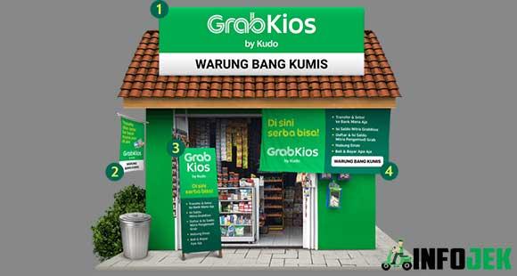 Cara Daftar GrabKios
