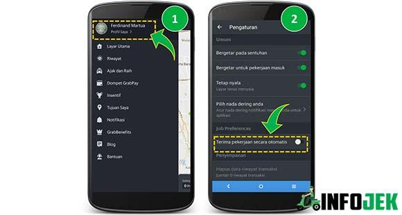 Aktifkan Fitur Terima Otomatis di Android