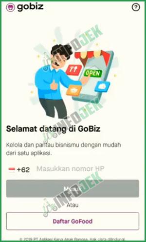 Call Center Gobiz 24 Jam Cara Menghubungi 2021 Infojek