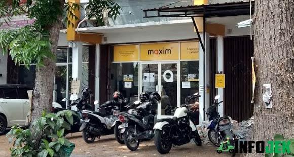 Kantor Maxim Jogja