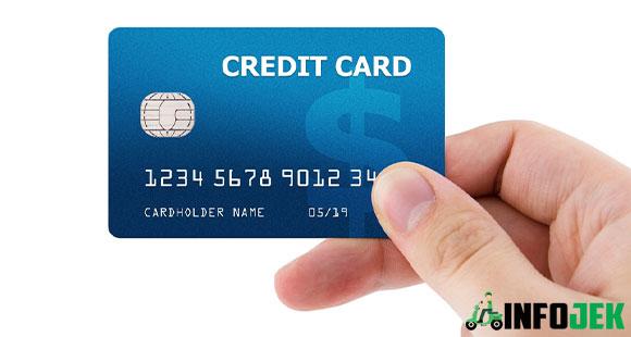 Mengisi Saldo Akun Driver Maxim Pakai Kartu Kredit