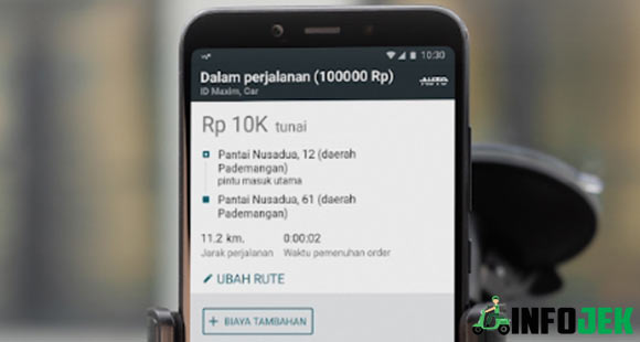 Cara Ambil Order Maxim Taxsee Driver Terbaru