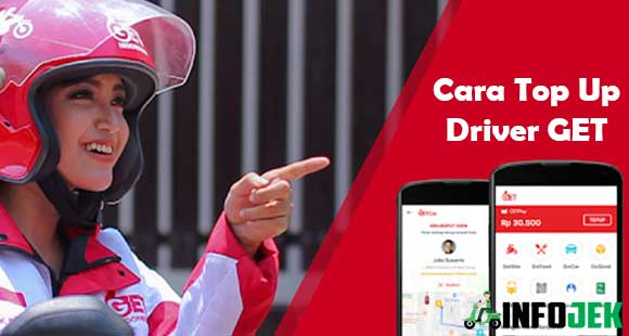 Cara Top Up Driver GET