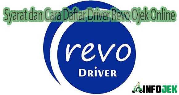 Daftar Driver Revo