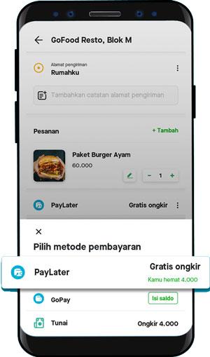Pilih PayLater