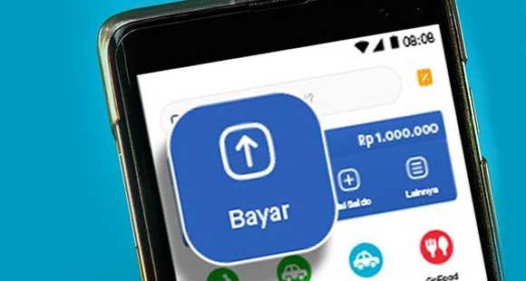 Cara Bayar Gojek Dengan GoPay