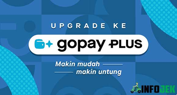 Cara Upgrade GoPay Plus